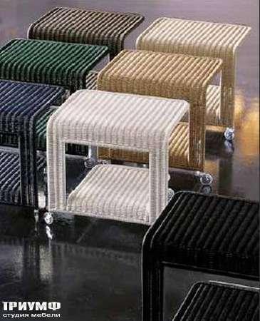 Итальянская мебель Varaschin - столик Ginger