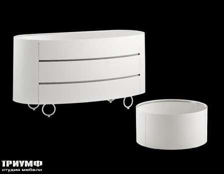 Итальянская мебель Cantori - комод Mirto