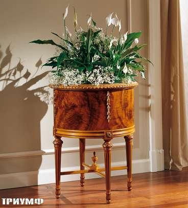 Итальянская мебель Colombo Mobili - Цветочница арт.315 кол. Cimarosa