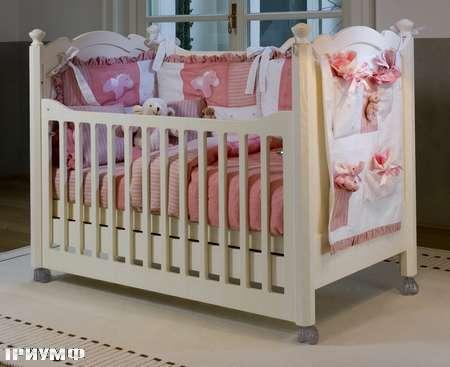 Итальянская мебель De Baggis - Кровать детская L0440