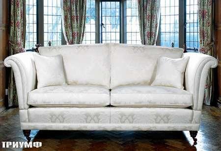 Английская мебель Duresta - диван STAUNTON