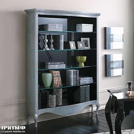 Итальянская мебель Seven Sedie - Книжный стеллаж Tidus