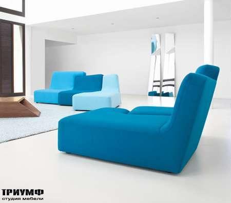 Итальянская мебель Ligne Roset - диван Confluences