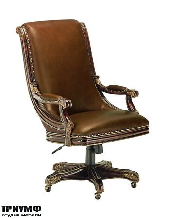Американская мебель Marge Carson - Bradford Executive Desk Chair