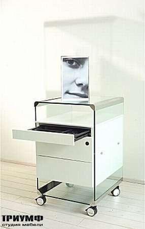 Итальянская мебель Gallotti & Radice - Тумба с иками Movie Metal