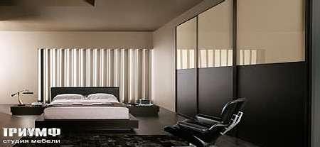 Итальянская мебель Map - Шкаф Inside Profilo с разделителями, стекло, дерево