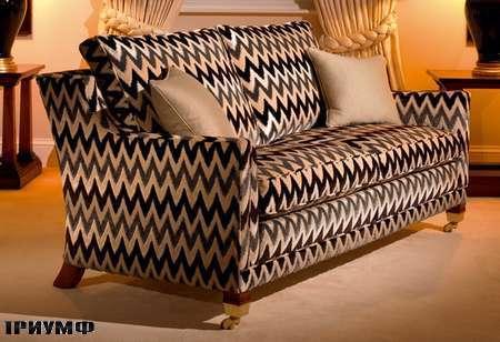 Английская мебель Duresta - диван VILLENEUVE