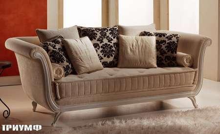 Итальянская мебель Goldconfort - диван Klimt