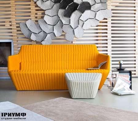 Итальянская мебель Ligne Roset - диван Facett