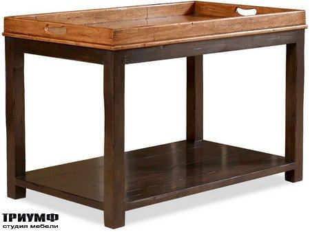 Американская мебель Chaddock - Harlan Small Tray Table