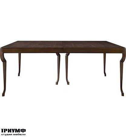 Американская мебель Hickory Chair - Aberdeen Dining Table