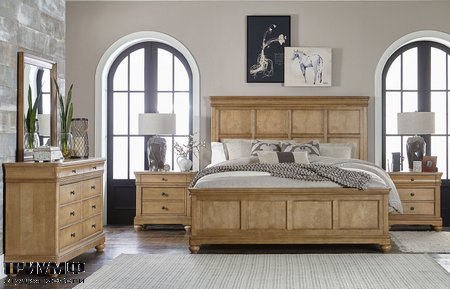 Американская мебель Legacy Classic - Ashby Woods Panel Bed