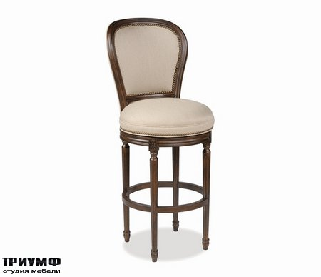 Американская мебель Taylor King - PIPPA BAR STOOL
