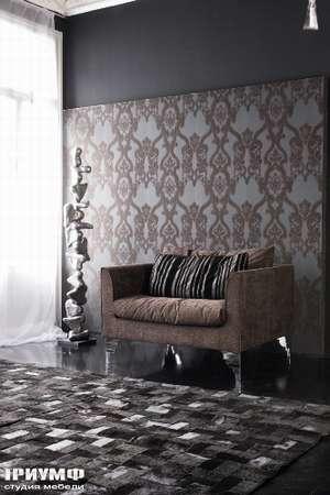 Итальянская мебель Noir Cattelan Italia - Кресло Rialto
