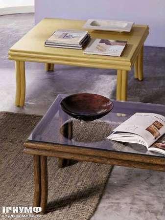 Итальянская мебель Varaschin - Аксессуары столики журнальные