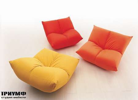 Итальянская мебель Giovannetti - кресло Papillon