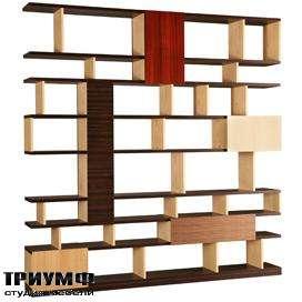 Итальянская мебель Morelato - Система из полок и шкафчиков