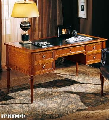 Итальянская мебель Colombo Mobili - Рабочий стол арт.317 кол. Perosi
