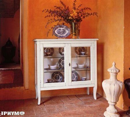 Итальянская мебель Tonin casa - витрина низкая