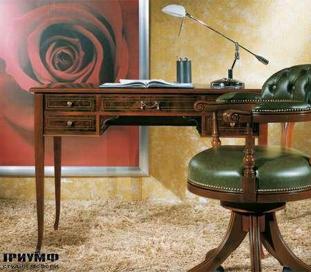 Итальянская мебель Seven Sedie - Письменный стол 00ST02