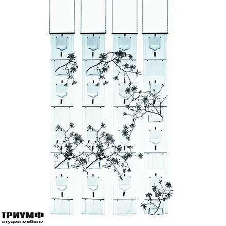 Итальянская мебель Driade - Подвесные конструкции с кармашками Erbale