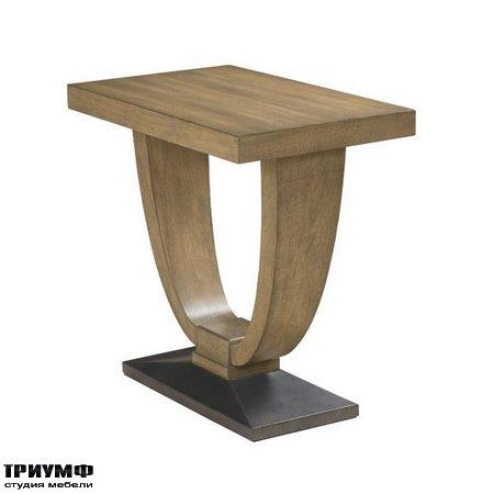 Американская мебель Hammary - CHAIRSIDE TABLE