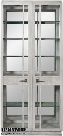 Американская мебель Vanguard - Tompkins Display Cabinet