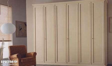 Итальянская мебель Ferretti e Ferretti - Шкаф шестидверный, hilton
