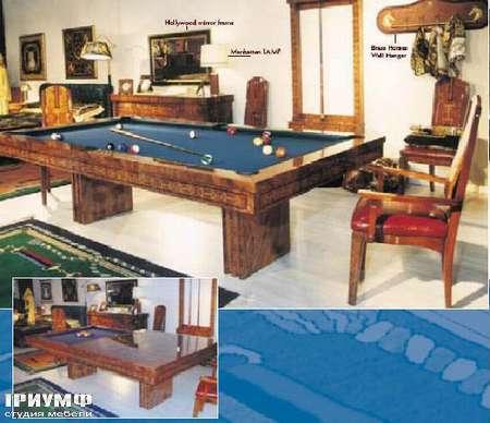 Итальянская мебель Formitalia - Бильярдные столы