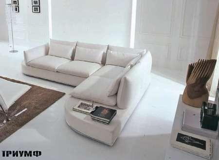 Итальянская мебель Valmori - диван Bolid угловой