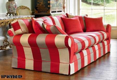 Английская мебель Duresta - диван WESSEX