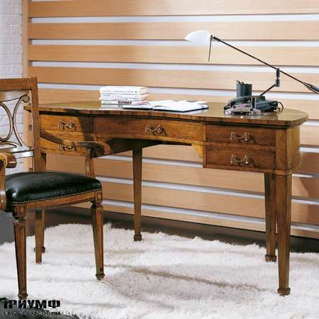 Итальянская мебель Seven Sedie - Письменный стол 00ST08
