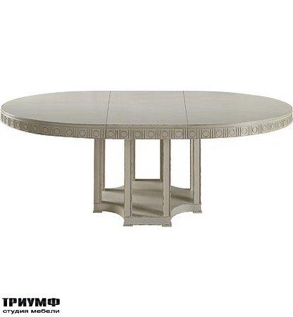 Американская мебель Hickory Chair - Arden Expansion Dining Table