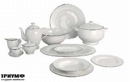 Итальянская мебель Mobilidea - Набор посуды арт.5824