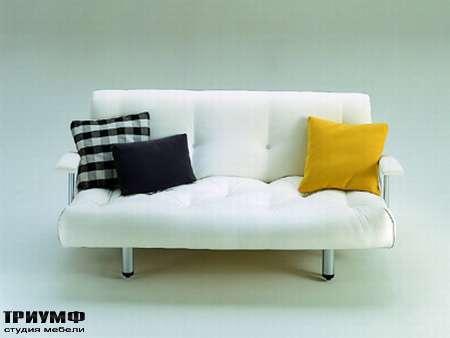 Итальянская мебель Futura - Диван простеганный, трансформируемый Fuji