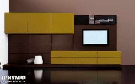 Итальянская мебель Pianca - Стенка, композиция People