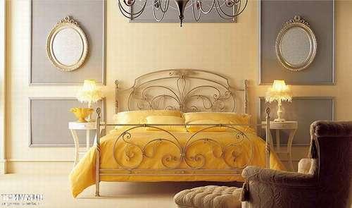 Итальянская мебель Giusti Portos - Кровать классическая Floris