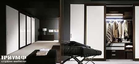 Итальянская мебель Map - Шкаф Inside Quadro начинка