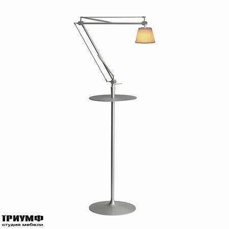 Освещение Flos - Philippe Starck   archimoon soft f.t