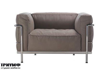 Итальянская мебель Cassina - lc3 outdoor