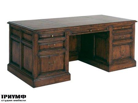 Американская мебель Chaddock - Percy Executive Desk