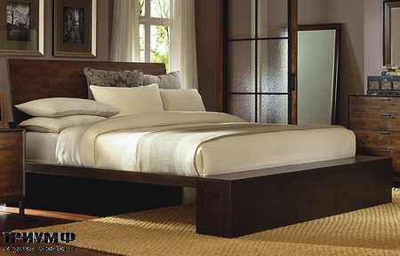 Американская мебель Legacy Classic - Platform Bed King Kateri Platform Bed King
