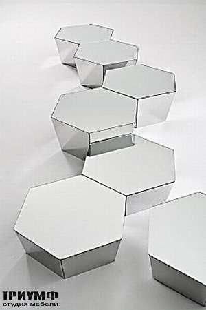 Итальянская мебель Gallotti & Radice - Журнальный стол Basalto