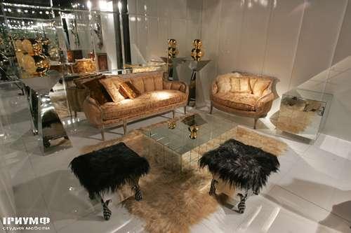Итальянская мебель Cornelio Cappellini - Гостиная Luigi XVI