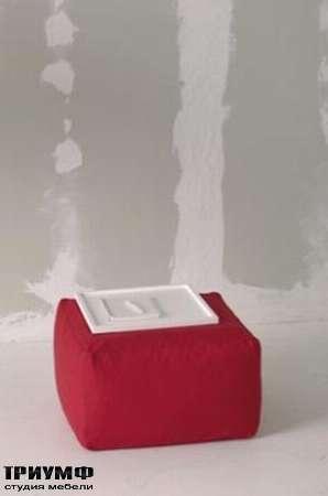 Итальянская мебель Orizzonti - пуф Aran