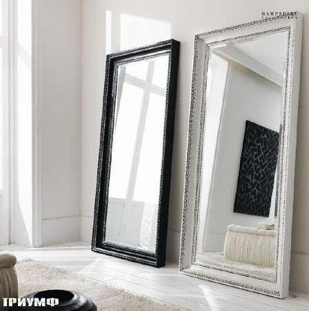 Итальянская мебель Flai - зеркало большое на пол ардеко 170х70