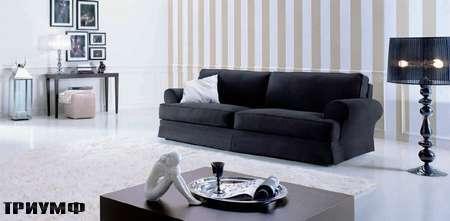 Итальянская мебель Valmori - диван Capri двухместный