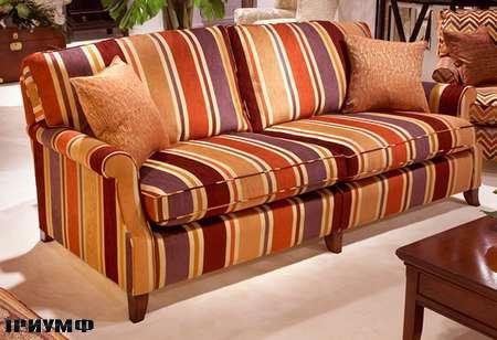 Английская мебель Duresta - диван alex