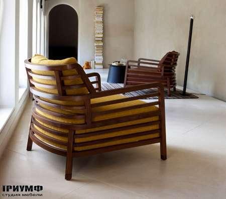 Итальянская мебель Ligne Roset - кресло Flax