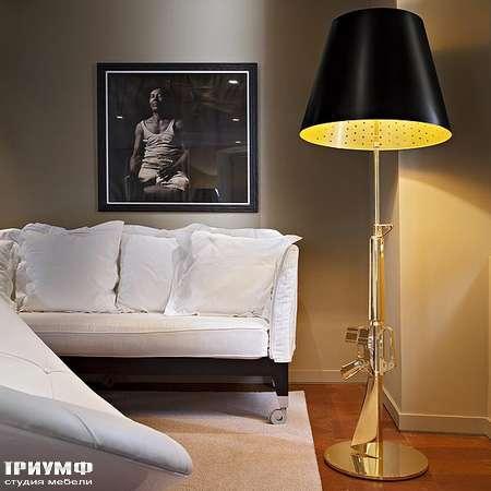 Освещение Flos - Philippe Starck   lounge gun